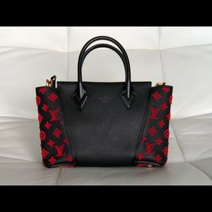 LV W BEAU CASHMERE SMALL TOTE EXCELLENT CONDITION